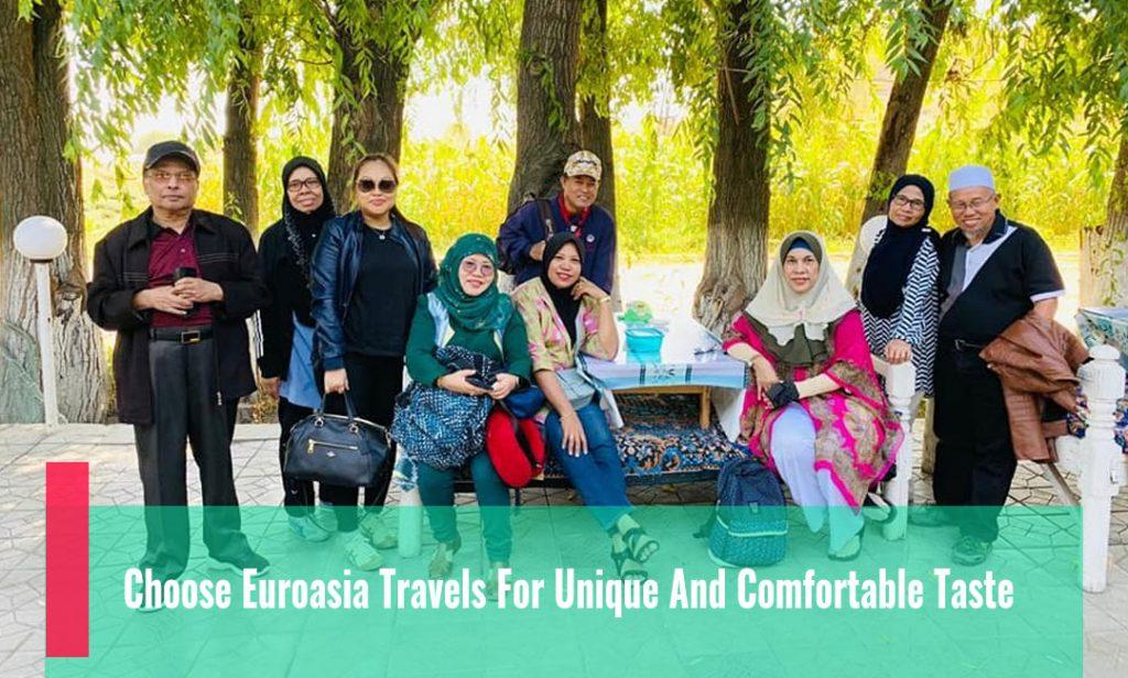 Euroasia Travel