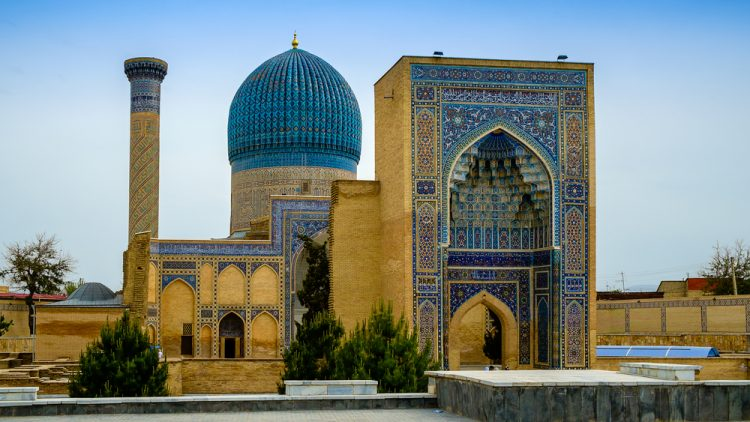 uzbekistan destinations