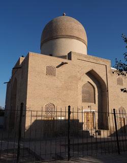 Aksaray Mausoleum