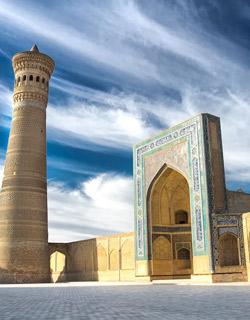 Uzbekistan In August