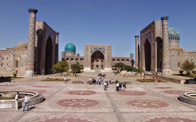 Uzbekistan Combined Tour