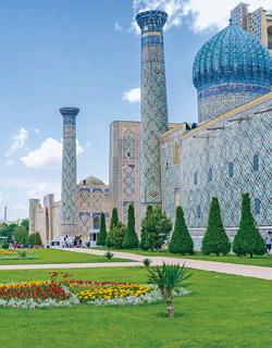 Uzbekistan In December