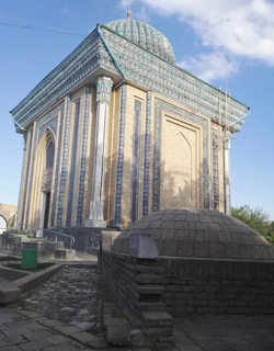 Abu Mansur Matridy Mausoleum