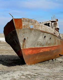 Trip To The Aral Sea