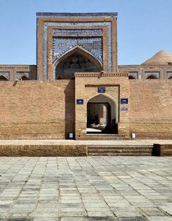 Barakh-khan Madrasah