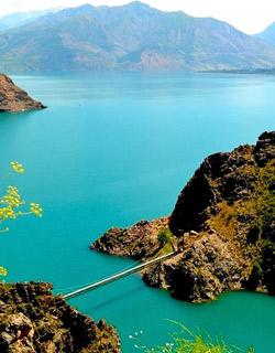 Charvak Lake Attractions