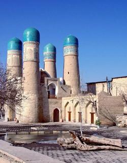 Chor-Minor Madrasah