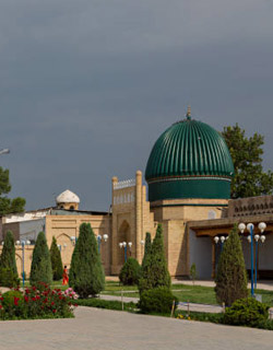 Architectural Complex Pir Siddik