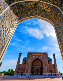 Cultural Tourism In Uzbekistan