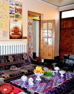 Uzbekistan Guest Houses