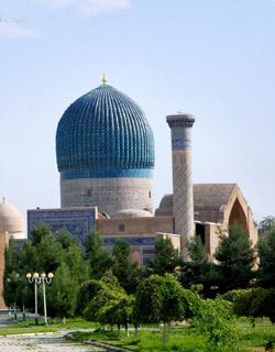 Gur-Emir Mausoleum