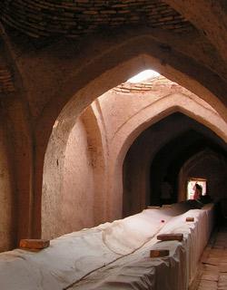 Mizdakhan Necropolis