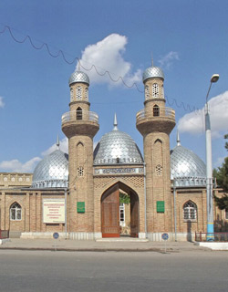 Namangan Attractions