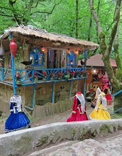 Sentob Village In Nurata