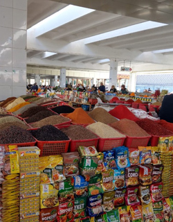 Shop at Siab Bazaar