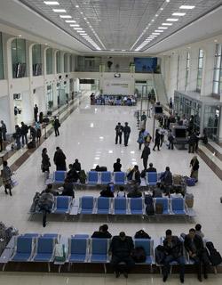 Tashkent International Airport
