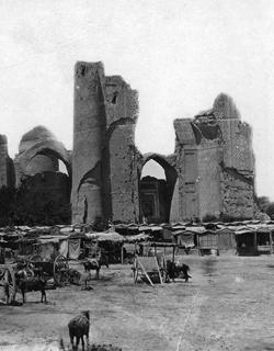 Tashkent History