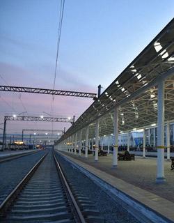 Tashkent Railway Station