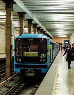 Tashkent Transfers & Ground Transport