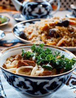 Vegetarian Food In Tashkent
