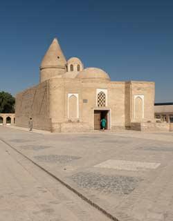 Bukhara Private & Custom Tours