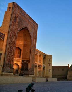 Bukhara Tours
