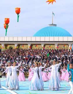 Celebration In Uzbekistan