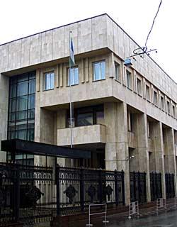 Consulates in Uzbekistan