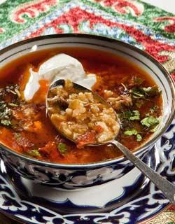 Culinary Tourism In Uzbekistan