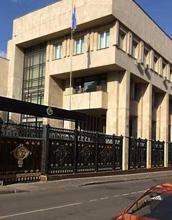Embassies In Uzbekistan