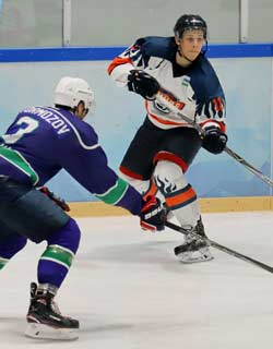 Hockey In Uzbekistan