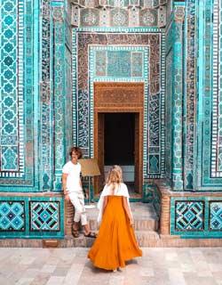 Honeymoon Tourism In Uzbekistan