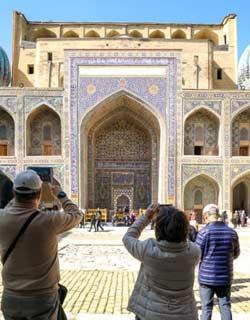 Uzbekistan Multi-Day Tours