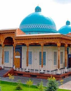 Museums In Uzbekistan