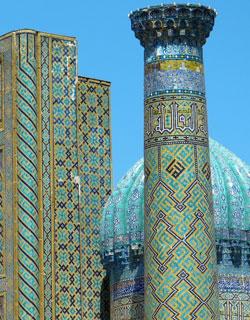 Uzbekistan In Low Season