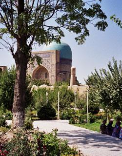Uzbekistan Seasonal Overview