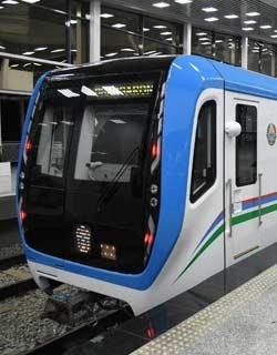 Railways In Uzbekistan