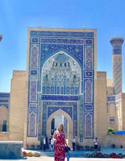 Samarkand Weather