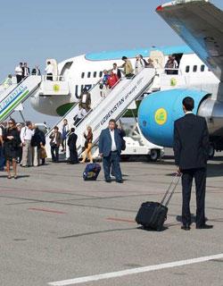 Samarkand Airport Transfers