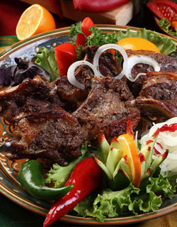 Samarkand Food, Wine & Nightlife