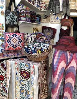 Shopping In Uzbekistan