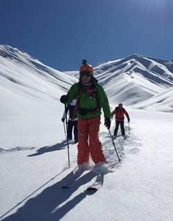 Ski Tourism In Uzbekistan