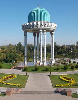 Tashkent Tourism
