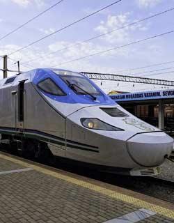 Uzbekistan Train Tours