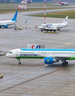 Uzbekistan Airports