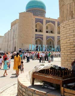 Uzbekistan Tourist Arrivals