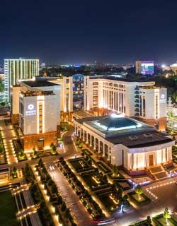 Uzbekistan City Life