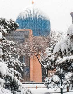 Uzbekistan Climate & Weather