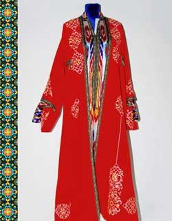 Uzbekistan Clothing