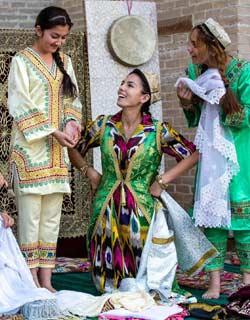 Uzbekistan Events